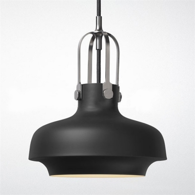 9'' Wide Designer Pendant in Industrial Style