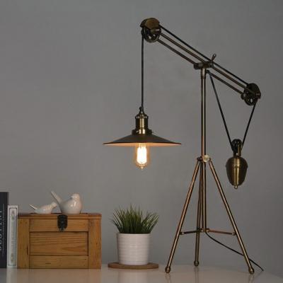 ... 30u0027u0027 H Tripod Adjustable Floor Lamp