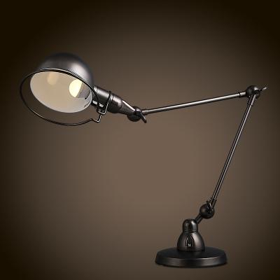 Adjustable 1 Light Designer LED Table Lamp