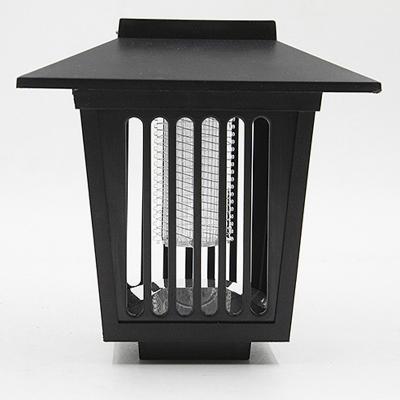 30 Inches High Solar Powered LED Lantern Bug Killer Garden Stake Pathway Lighting