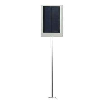 Outdoor Bright 12 LED Solar Power Garden Wall/Pathway Lighting