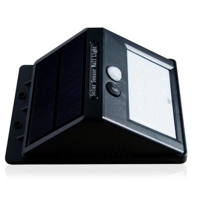 Solar Motion Sensor 16 LED Waterproof Patio Security Deck Light