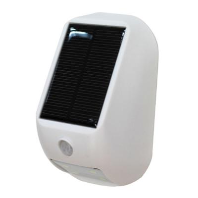 4 LED Super Bright Waterproof Solar Power Motion Sensor Deck Light