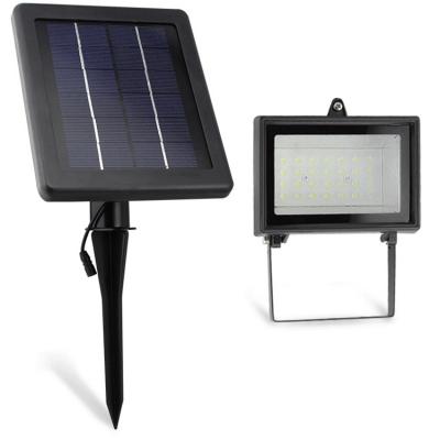 45 LEDs Super Bright Outdoor Black Flood Light for Outdoor Garden Decoration
