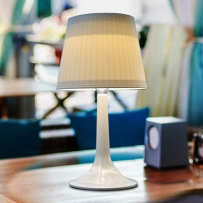 ... Graceful 14u0027u0027 H Solar Powered LED Wireless Outdoor Indoor Portable Table  Lamp ...