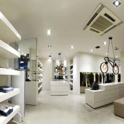 24 w industrial style wrought iron bicycle shape living room indoor led pendant lighting - Pendant Light In Living Room