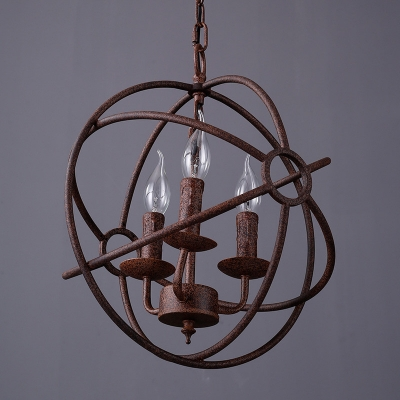 weathered copper metal weathered copper 3 light industrial indoor 14 wide globe
