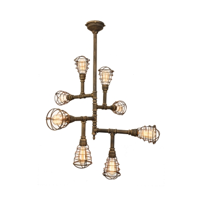 cage chandelier lowes pendant about remodel ho