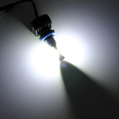 NIGHTEYE S1 Car LED Headlight Bulbs H11 50W 8000LM 6500K SEOUL CSP LED Pack of 2