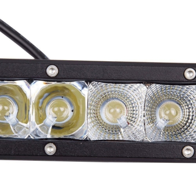32 Inch Slim LED Work Light Bar 90W 6000K Cree LED Flood Spot Combo Beam For Off Road Truck ATV SUV 4WD Car