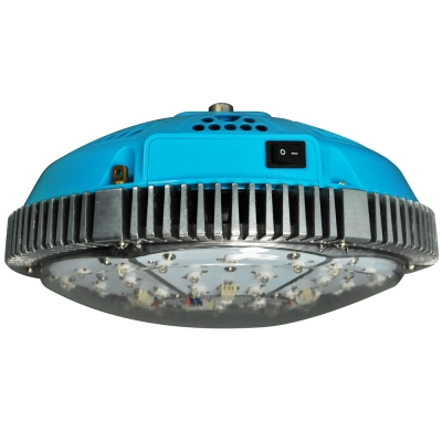 UFO 150W Advance Spectrum LED Grow Light 75 Blue LEDs
