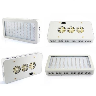 300W Dimmable LED Grow Light Full Spectrum 100 LEDs - White