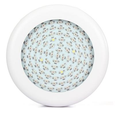 UFO 300W Full Spectrum LED Grow Light 100 LEDs 9000LM - White