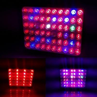 300W Dimmable LED Grow Light Full Spectrum 60 LEDs - Gray