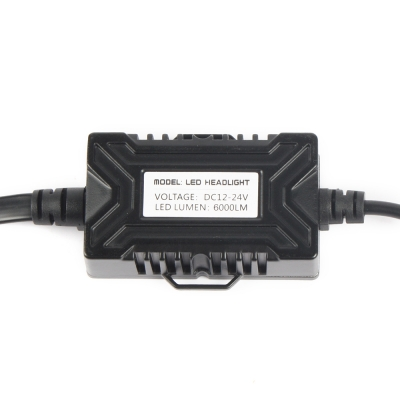 Car Dual Beam LED Headlight Bulbs H7 72W 12000LM 6500K XHP50 CREE LED Pack of 2