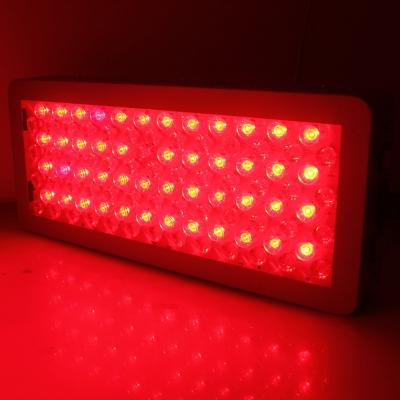 300W Dimmable LED Grow Light Full Spectrum 100 LEDs - Gray