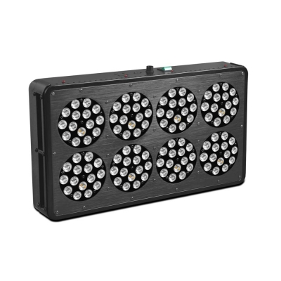 360W Apollo Series Led Grow Light Full Specturm 120 LEDs - Black