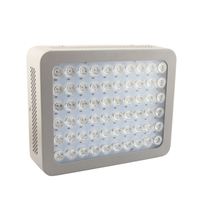 Image of 300W Dimmable LED Grow Light Full Spectrum 60 LEDs - Gray