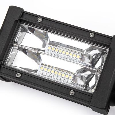 7D+ 5 Inch LED Work Light Bar 54W 60 Degree Spot Beam OSRAM For Off Road Truck ATV SUV 4WD Car - NEW ARRIVAL