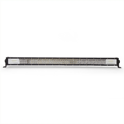 7D+ 42 Inch Combo Beam LED Work Light Bar 540W Three Rows 30 Degree Spot+150 Degree OSRAM LED Car Light for Off Road Truck ATV SUV 4WD Car - 2017 NEW ARRIVAL