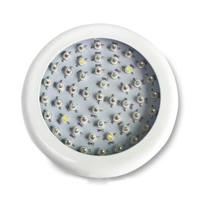 UFO 50W Full Spectrum LED Grow Light 50 LEDs 1500LM - White