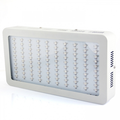 Image of 300W Dimmable LED Grow Light Full Spectrum 100 LEDs - White