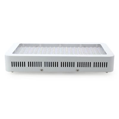 1200W LED Grow Light Full Specturm 200 LEDs 2000LM - Black