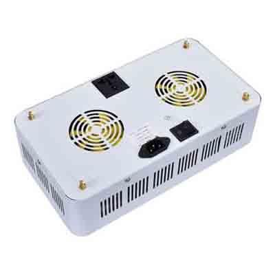 384W COB LED Grow Light Full Spectrum 64 LEDs for Indoor Plant (White)