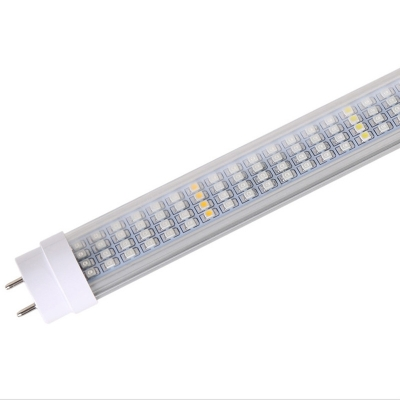 Image of 1.2m LED Tube Lamps 60W Full Spectrum LED Plant Grow Light with Red/Blue/White SMD 2835 (5pcs/lot)