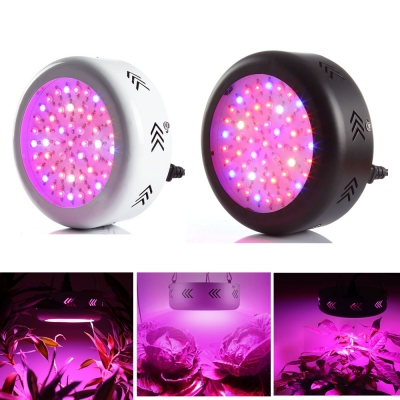 UFO 150W Full Spectrum LED Grow Light 50 LEDs 3000LM - White