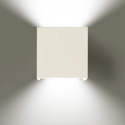 Black wall sconce square modern 4 beautifulhalo black wall sconce square modern 4 aloadofball Image collections