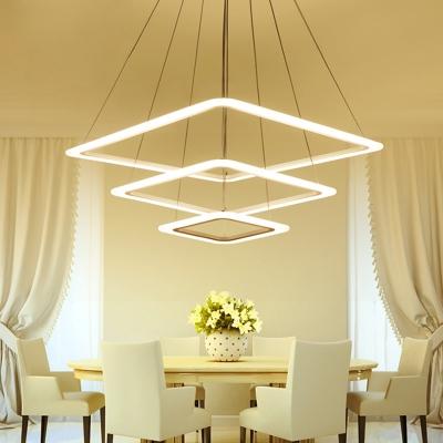 Three Layers LED Suspension 31.5''