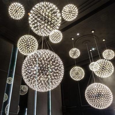 Oval LED Suspension