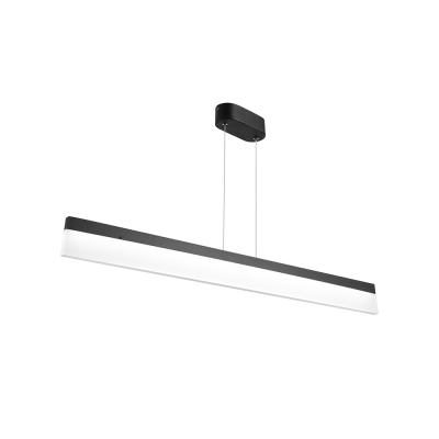 Linear LED Flat Suspension 31.5''
