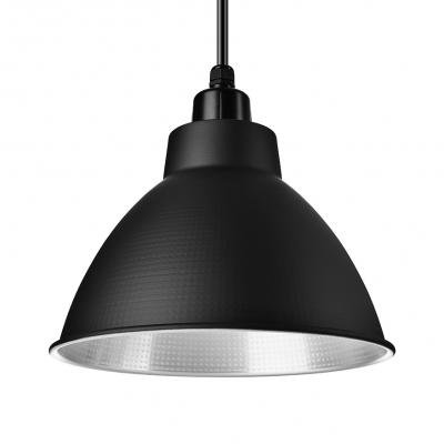 Industrial Metal Dome Pendant Light Fixture Multi Color