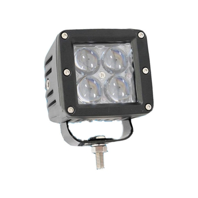 4 Inch Led Work Light 20w Cree 30 Degree Spot Beam For Off Road 4wd