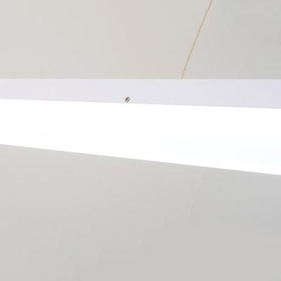 Linear LED Flat Suspension 39