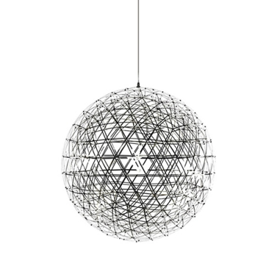 LED Chrome Ball Pendant Light in Stainless Steel 8u0027u0027 Width 18 Lights  sc 1 st  Beautifulhalo & LED Chrome Ball Pendant Light in Stainless Steel 8u0027u0027 Width 18 ...