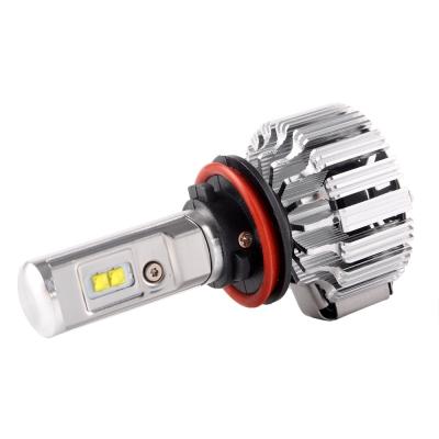 ... Nighteye T1 Car LED Light Bulbs H11 35W 4500LM 6000K CREE LED, ...