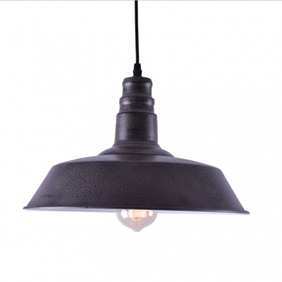 lighting industrial style.  style 14u0027u0027 wide old grey industrial style single light barn indoor pendant  lighting  throughout o