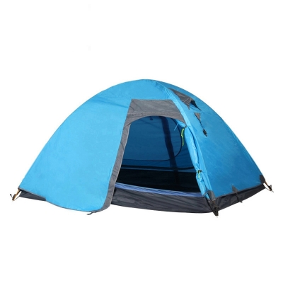 High Quality Double Layer 3-Person 3-Season Dome Tent for Hiking and Camping, CH444341