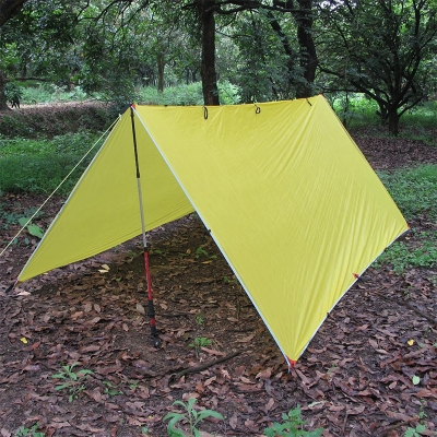 10-ft x 10-ft Outdoor Tent 1-2 Persons 3 Season Tarp ... & 10-ft x 10-ft Outdoor Tent 1-2 Persons 3 Season Tarp Shelter ...