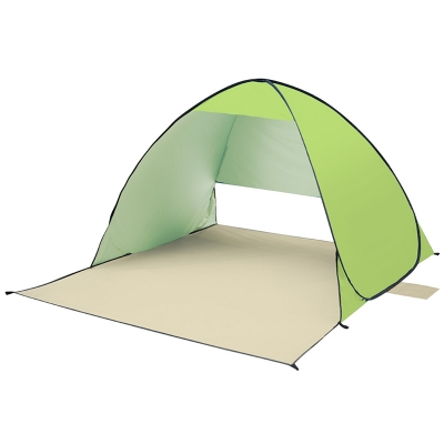 Pop Up Tent 2 Persons 3 Season Sunshade Shelter Green Coating UV Protection ...  sc 1 st  Beautifulhalo & Pop Up Tent 2 Persons 3 Season Sunshade Shelter Green Coating UV ...