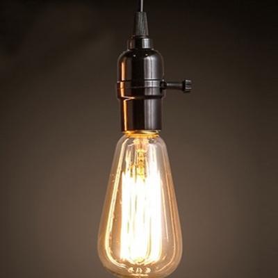 Edison Bulb Style Pendant Light
