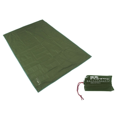 Image of 2-Person Footprint for Camping and Hiking (Army Green)