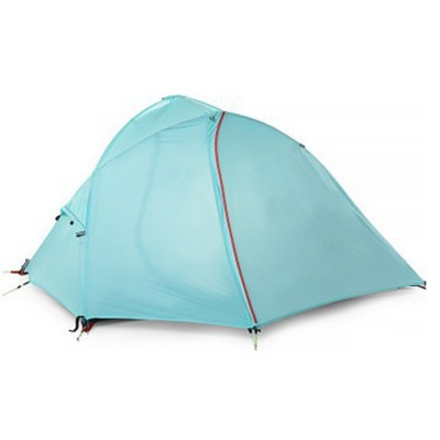 Blue Double Layer Waterproof 3-Season Backpacking 1-Person Dome Tent CH444808 фото
