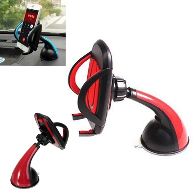 Car Windscreen Dashboard Holder Mount Cradle 360 Degree Universal for Mobile Phone GPS