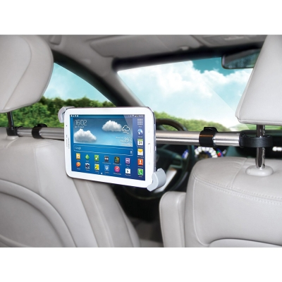 Universal CarBuddy Shared Headrest Tablet Mount for 7