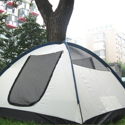 ... High Quality Double Layer Cold-Proof 4-Season 3-Person Winter C&ing Dome ... & High Quality Double Layer Cold-Proof 4-Season 3-Person Winter ...