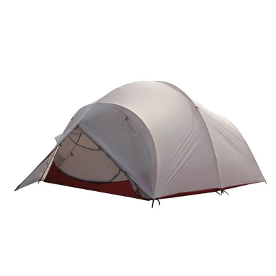 4-person Camping Tent 3-season Water Resistant Dome Tent With Carry Bag